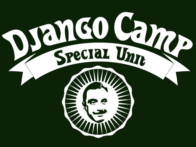 DjangoCamp Special Unit